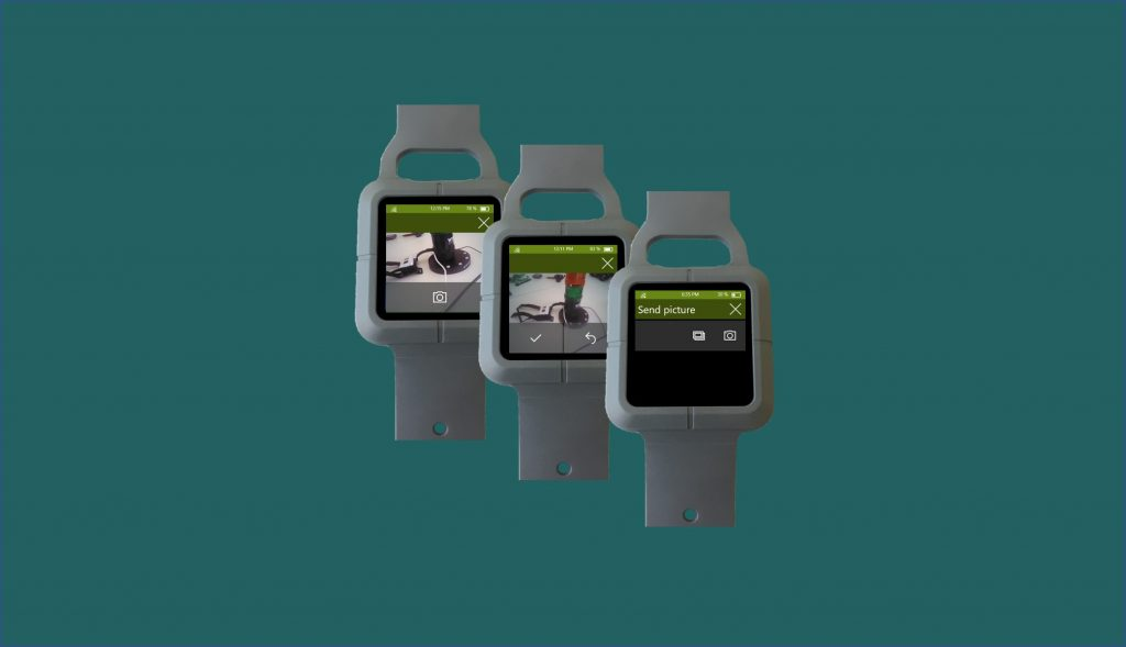 aucobo smartwatch foto feature