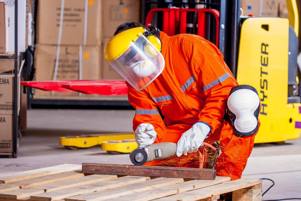 The implementation of a safe working environment