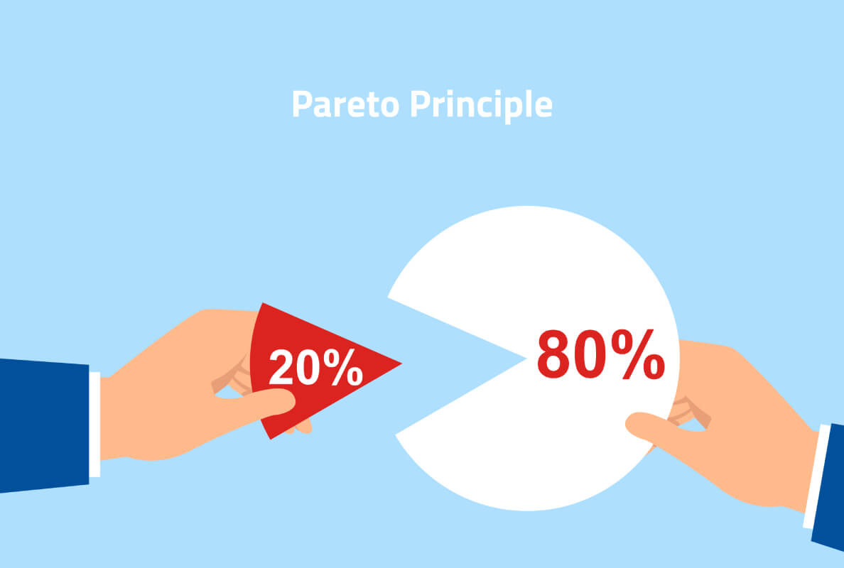 How to use the Pareto principle in lean manufacturing